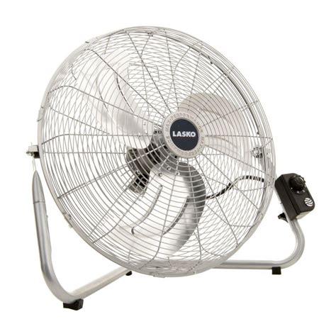 20 inch window fan lasko 20 in high velocity floor or wallmount fan in