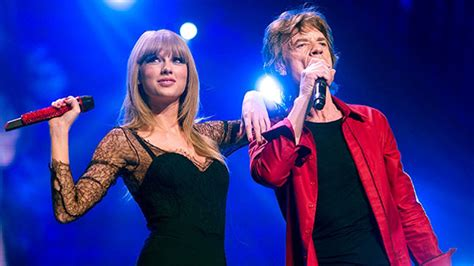 Taylor Swift Joins Rolling Stones Onstage Chicago