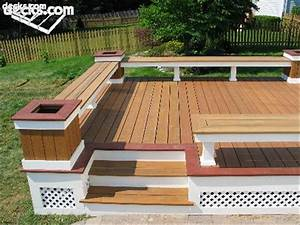 Download Deck Bench Ideas Plans Free