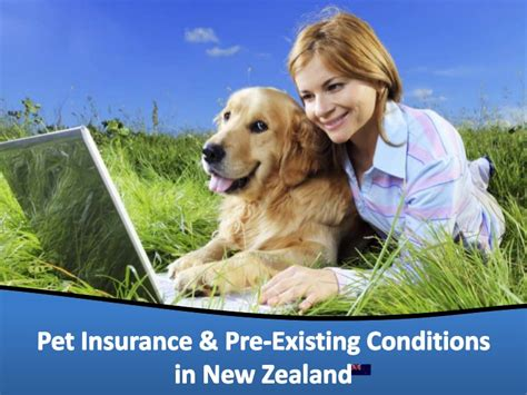 Pet insurance can help you focus on your dog's health without worrying about what it will do to your bank account. Pet Insurance & Pre-Existing Conditions in New Zealand