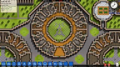 prison architect launches alpha build  pixel perfect