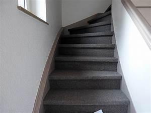 Teppich Auf Teppichboden : treppen teppich verlegen zk93 hitoiro ~ Lizthompson.info Haus und Dekorationen