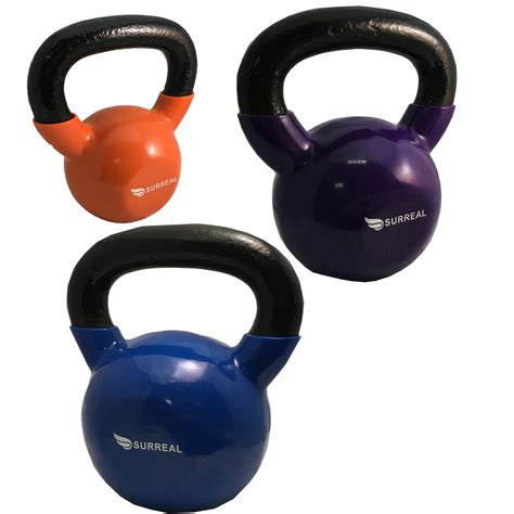 gym equipment kettlebell fitness tone body workout training vinyl strength kettlebells weights yoga sports