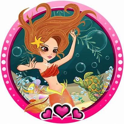 Mermaid Princess Zone
