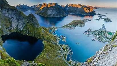 Norway Lofoten Reine Village Bing Islands David