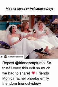 Funny Friends Monica Memes of 2017 on me.me | Crossed the Line