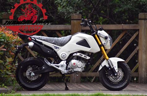 Honda Grom 250cc Chinese Clone Top Speed???