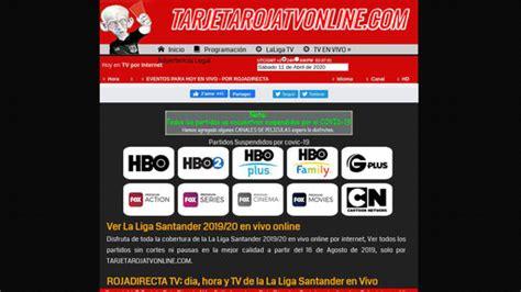 Tarjeta Roja Tv   Futbol en vivo – Pirlo Tv – EliteGol ...