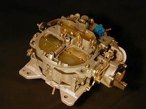 Quadrajet Carburetor 1981