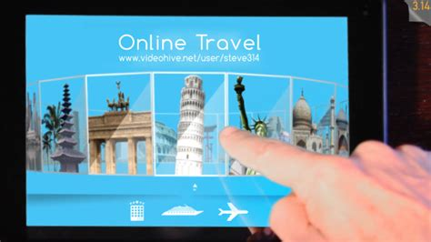 Travel Agency Advert Videohive Free Download After Effects Template by Online Travel Agency Advert By Steve314 Videohive