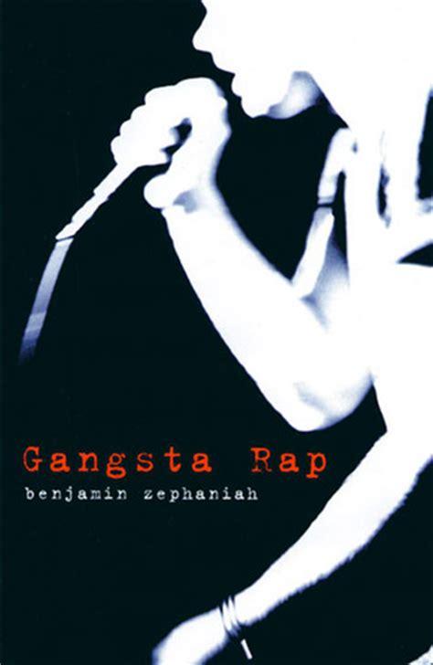 gangsta rap  benjamin zephaniah