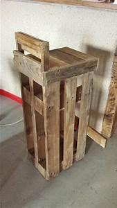 DIY Reclaimed Pallet Stools 99 Pallets