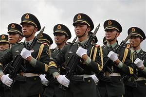 China's People's Liberation Army Is Capable Of Full-Scale ...