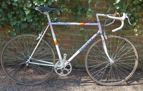 Peugeot Triathlon by 1987 Peugeot Triathlon Bike