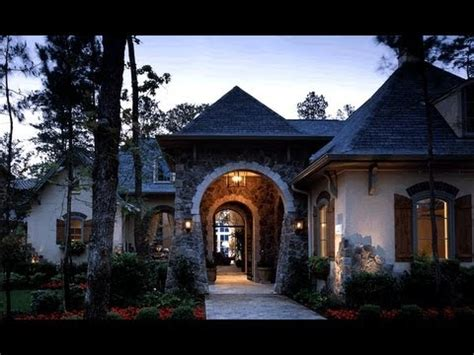 Home Design Basics by Design 9254 The Ashwood Manor Country From Design
