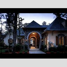 Design #9254 The Ashwood Manor French Country From Design
