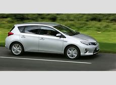 Toyota Auris review & deals carwow