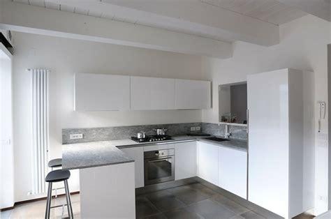 espacio en blanco  ideas  cocinas minimalistas