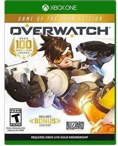 Overwatch Game Of The Year Edition Xbox One Buy