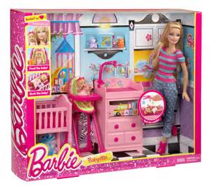 Princess Kitchen Play Set Walmart by Barbie 174 Careers Babysitter