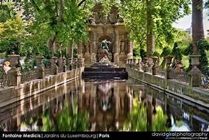 Weekly Facebook Cover Photo: Fontaine Medicis Paris David Giral Photography Blog