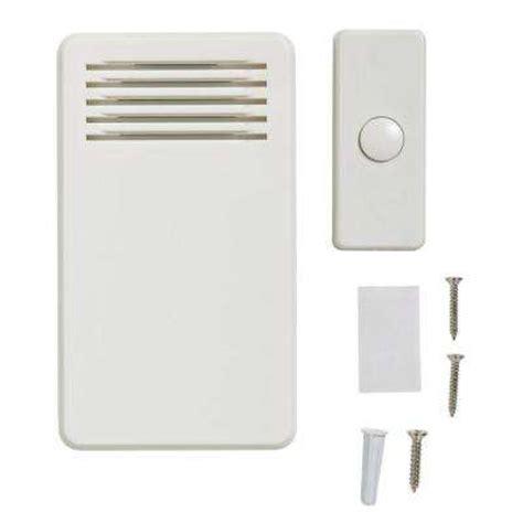 wireless door bells door chimes kits doorbells intercoms the home depot