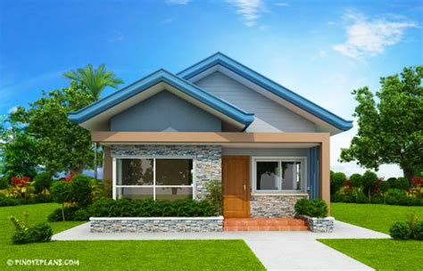 Three Bedroom Bungalow House Plan (SHD 2017032) Pinoy ePlans