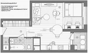 Kleines Schlafzimmer Einrichten Grundriss : kleine wohnung modern und funktionell einrichten freshouse ~ Markanthonyermac.com Haus und Dekorationen