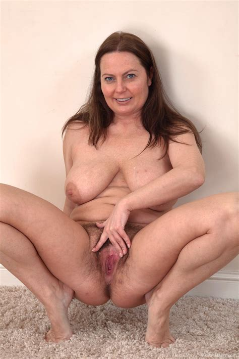 Alexis May Strips Naked On Her Carpet
