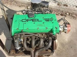 Opel C20xe Dohc 16v 2l Cn2 Engine