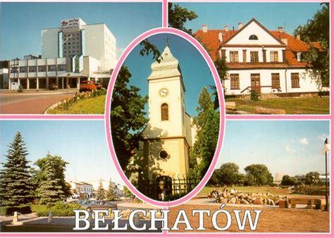 Klub piłki siatkowej skra bełchatów s.a. Postcards of Belchatow