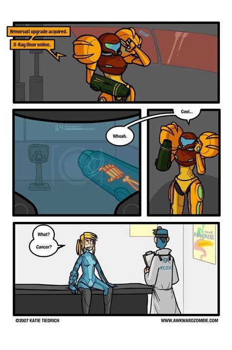 visor funny metroid super zombie awkward deviantart samus memes comic smash aran prime nintendo meme bros ultimate hail nekoyasha brothers