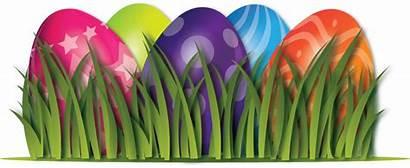 Easter Transparent Egg Border Background Eggs Pngkey