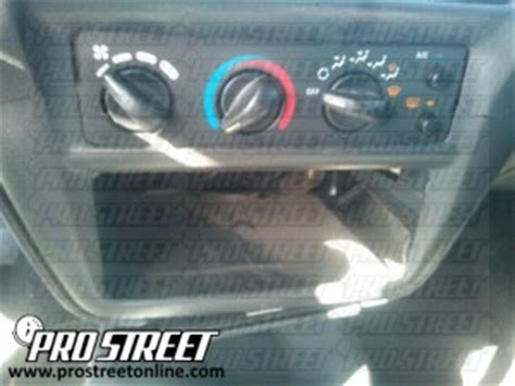 Chevy Cavalier Stereo Wiring Diagram Pro Street