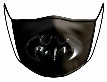 Batman Mask Face Market App Empty