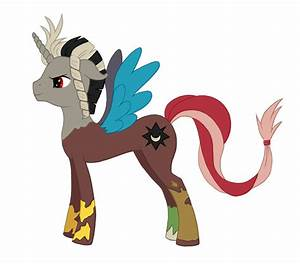 MLP FIM - Discord Pony by JouVal on DeviantArt