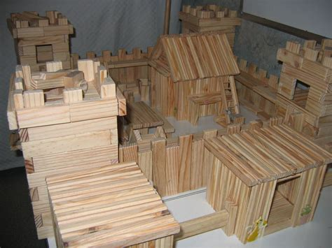 fabriquer bureau bois château fort les créations déco de marsouille