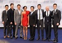 ST 2009 Cast - Star Trek Cast Photo (15342582) - Fanpop