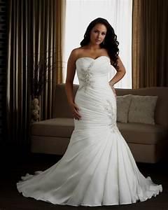 plus size trumpet wedding dresses naf dresses With plus size trumpet wedding dress