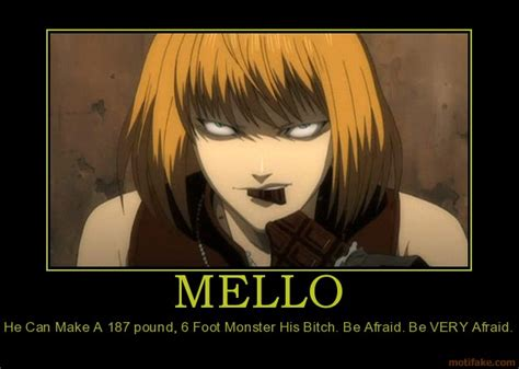 chibiwolf death note blog  mello  matt