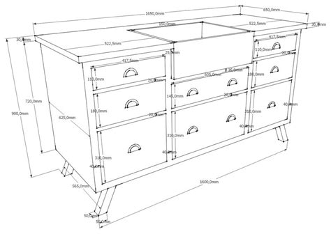 meuble cuisine profondeur profondeur meuble cuisine standard table de cuisine