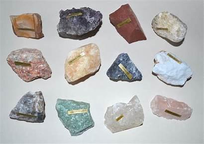 Crystals Natural Raw Minerals Gemstone Healing Boxed