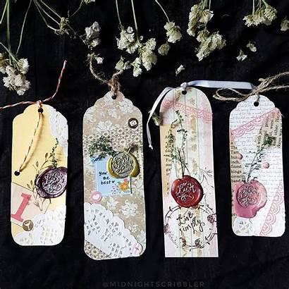 Handmade Bookmarks Junk Simran Dhiman Pack Eco