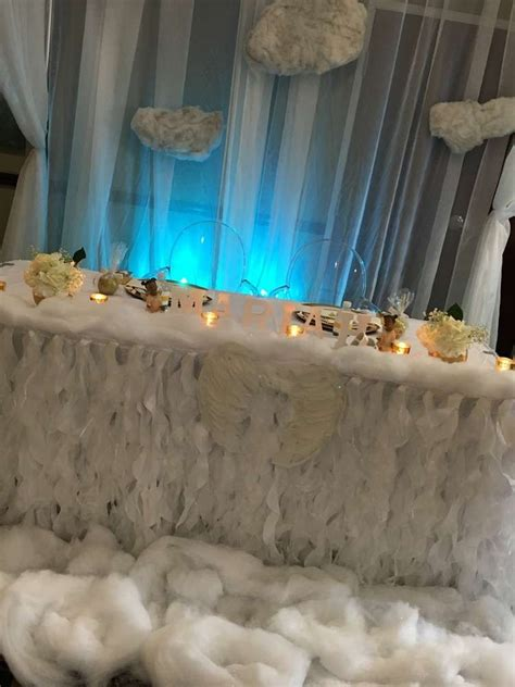 Baby Shower Theme For by Heaven Sent Baby Shower Ideas En 2019 Bautizo