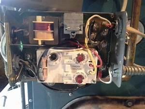 Setting Honeywell Aquastat L8124a  C