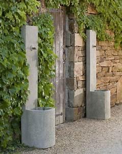 decoration exterieure fontaine terrasse deco sphair With amenager une entree exterieure de maison 14 deco terrasse ethnique deco sphair