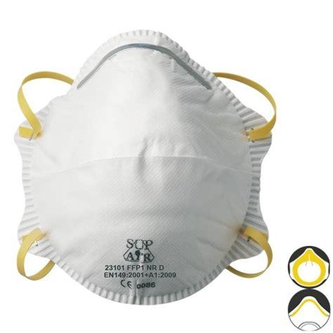 masque anti poussière masque anti poussi 232 re sup air ffp1 plomberie