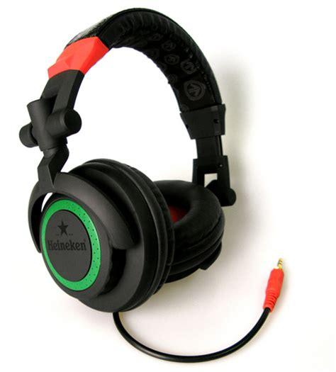 Heineken X Aerial7 Artistry Of Sound Tank Headphones