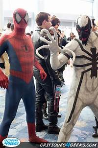 Spider-man and Anti-Venom | Cosplay to the Max | Pinterest