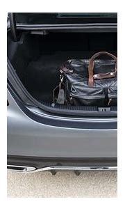 Mercedes C-Class hybrid saloon practicality & boot space ...